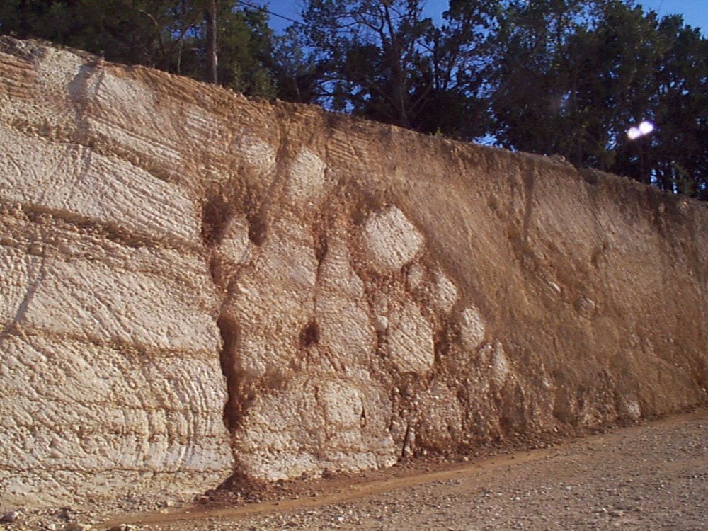 Faults and Caves